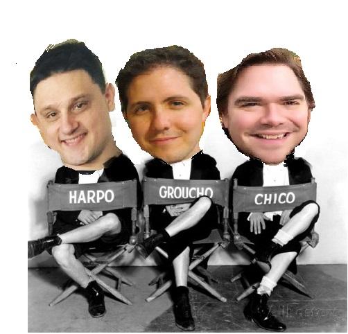 three marx bros